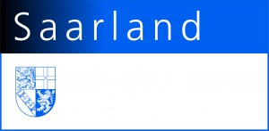 Logo Land mit Wappen