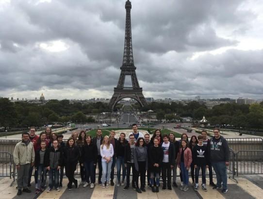 Konzertreise nach Paris 2017