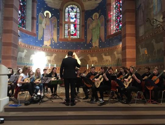 Konzertreise nach München