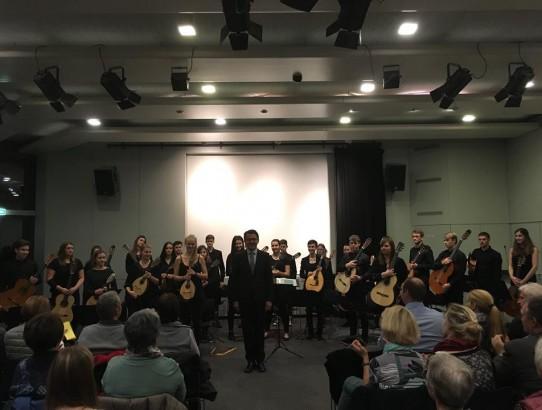 Feierliches Konzert in Saarbrücken