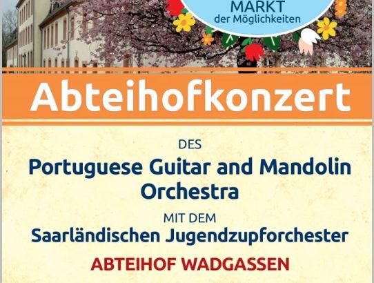 Konzert in Wadgassen!